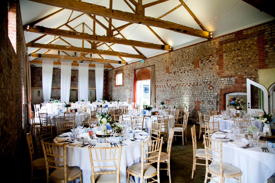 Farbridge Barn Wedding Venue in Chichester