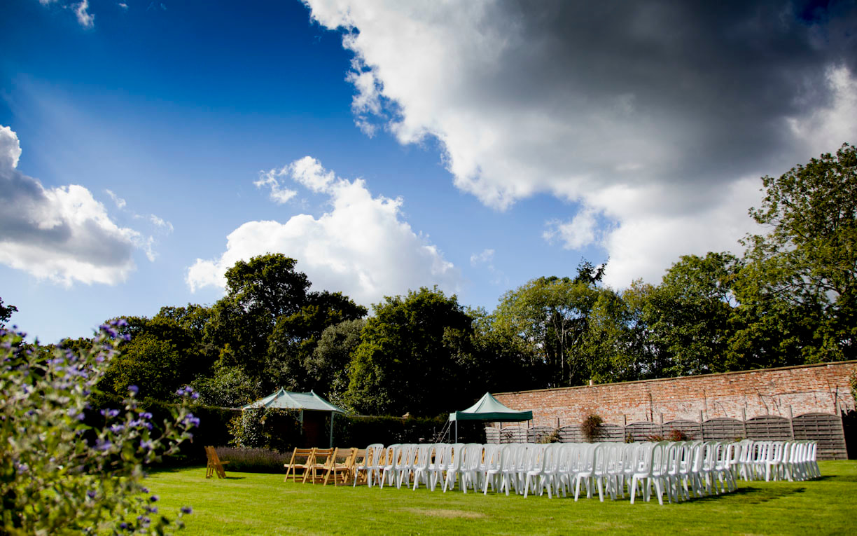 Wedding venue in Sussex - Wadhurst Castle