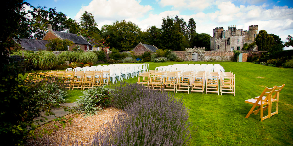 Wadhurst Castle wedding
