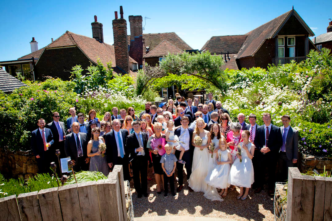 Budget wedding venue in Sussex