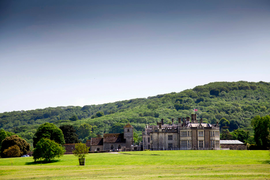 Wiston House Wedding venue in Sussex
